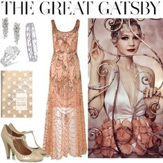 Great Gatsby Style: Daisy Buchanan