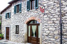 La Pietra Antica, albergo diffuso a Corfino, Lucca