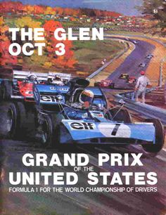 208GP - XIV United States Grand Prix 1971