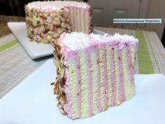 Праздничный Торт НЕЖНОСТЬ с волшебным кремом. Обязательно попробуйте! - YouTube