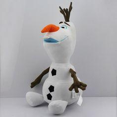 Frozen: Olaf Plush Toy #frozen #olaf #plush #toys