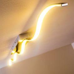 Stunning Design LED Deckenleuchte Flur K chen Leuchten Deckenlampe Zimmer Lampe Strahler
