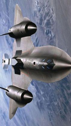 SR-71 Blackbird, Ok, it's not a land vehicle, but still.......