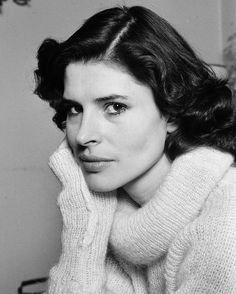 Fanny Ardant, 1980