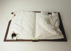 Want this book bed, immediately. By photographer Yusuke Suzuki.