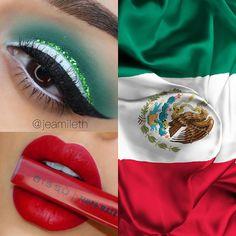 Consulta esta foto de Instagram de @jeamileth Maquillaje para las fiestas patrias