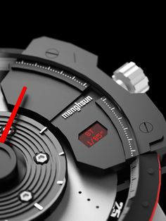 Shift Hybrid Watch Concept by Menghsun Wu » Yanko Design