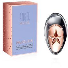 Thierry Mugler Angel Muse by Mugler Eau de Parfum/1 oz. ($70) ❤ liked on Polyvore featuring beauty products, fragrance, apparel & accessories, no color, thierry mugler, eau de perfume, thierry mugler perfume, thierry mugler fragrances and edp perfume