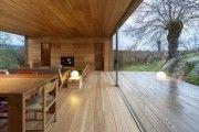 Фото 24 Деревянные дома из бруса (53 фото): проекты и их особенности