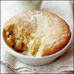 Welsh Recipes: Pwdin Eva (Eve's Pudding) Pwdin Eva (Eve's Pudding) is a classic Cymric (Welsh) recipe for a classic dessert of stewed apples topped with a thick egg, milk and flour batter that's oven...