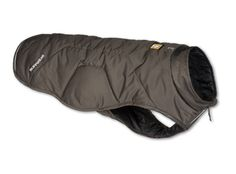 Insulated Dog Coat. The Ruffwear Quinzee Jacket.
