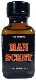 Man Scent Poppers $16.95