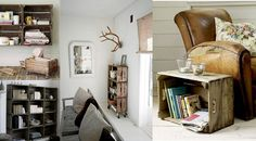 Love this space. Also, I have started an obsession with deer antlers... I'm becoming my father