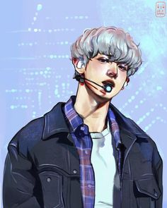 Yeol 😭😭♥ooh my handsome man ♥ . exo_cbx exo exovideos exok exovideo exo_l exonews xiumin kyungsoo suho baekhyun lay chen kai sehun chanyeol chanyeoloppa chanyeolpark chanyeoldoll chanyeolvideo chanyeoledits chanyeollie Chanbaek Fanart, Kpop Fanart, Park Chanyeol Exo, Kpop Exo, Baekhyun, Exo Anime, Anime Guys, Exo Stickers, Chibi