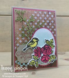 Welcome back friends. I'm definitely prepping for springtime by creating with bright colors and new products. The Petal Passion product suite is one of my favorites from the 2018 Occasions Catalog. The stamp set has both verbiage and imagery for a very versatile set and the added bonus is the coordi