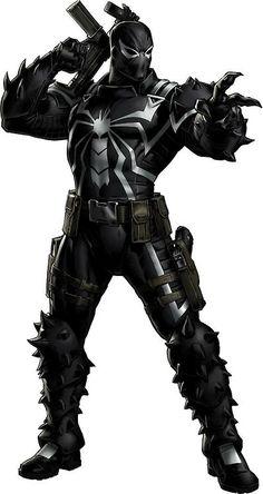 Agent Venom - Avengers Alliance
