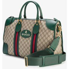 61470e53f06 Gucci GG Supreme small duffel bag ( 1