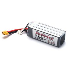 Infinity 22.2V 6S1P 2200mah 70C Graphene Lipo Battery With XT60 Plug for RC Models  Infinity 22.2V 6S1P 2200mah 70C Graphene Lipo Battery With XT60 Plug for RC Models Description: Brand Name: INFINITY Item Name: 2200mah 70C 22.2V 6S1P Lipo Battery Cells: 6S (22.2V) Capacity: 2200mAh Constant Discharge: 70C Size: About 3640110(MM) Approx Weight: 380g Power Plug: XT60 Features: Super cycle life and low temperature protection. Outstanding durability and high energy density. Extreme low…