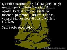 Cartolina con aforisma di San Paolo Apostolo (17)