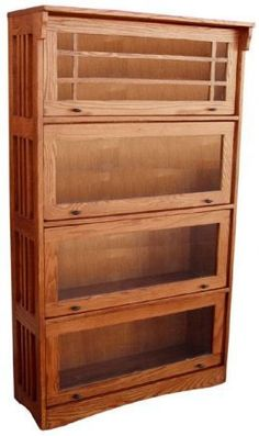 Antique Quot Gunn Quot 4 Stack Mahogany Barrister Bookcase W