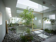 Moriyama House, 3-21-5 Nishi-Kamata, Ota-ku, Japan by Ryue Nishizawa (Sanaa)
