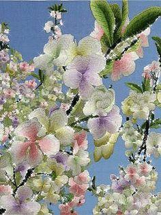 Чудесные цветочки