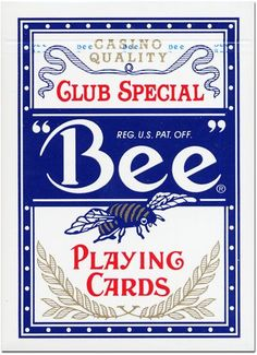 The perfect playing cards