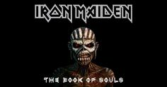 Iron Maiden – The Book Of Souls – New Album Out 4th September