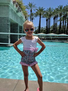 8a8207827b571a Muddyfeet Boutique / Etsy Exclusive Vintage Floral Short Sleeve Swimsuit