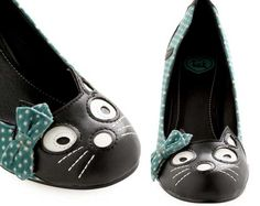 Whisker Sweet Nothing Heel from ModCloth