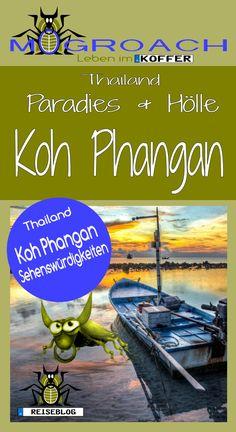 Koh Phangan – Sehenswürdigkeiten auf der Insel im Golf von Thailand