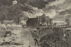 The Largest Surprise Attack | The Battle of Chancellorsville, VA | Community Post: The Greatest Charges Of The American Civil War