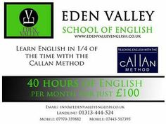 Mr english callan method callan method pinterest english lessons edinburgh cheap english lessons callan method fandeluxe Image collections