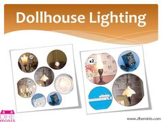 Dollhouse Accessories - Dheminis