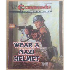 Commando Comic Picture Library #1572 War Action Adventure