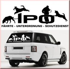 Auto Aufkleber IPO ROTTWEILER http://www.siviwonder.de/shop/product_info.php?info=p1384_322a-Auto-Aufkleber--IPO-ROTTWEILER.html