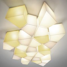 Tritangle #Lighting, designed by Incorporated Architecture + Design #architecture #design