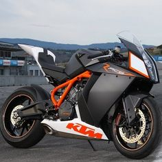 KTM This is my dream motorcycle Ktm Rc8, Ducati, Motorcycle News, Moto Bike, Ktm Motorcycles, Motos Harley Davidson, Custom Sport Bikes, Bike Reviews, Super Bikes