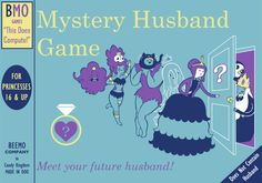 Mystery Husband Game by ~christadaelia on deviantART