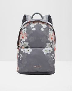 Oriental Blossom backpack - Light Grey   Bags   Other Europe Site