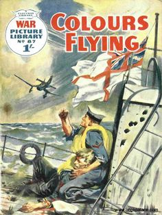 War Picture Library No.87- Colours Flying