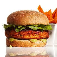 Asian Salmon Burger #recipe