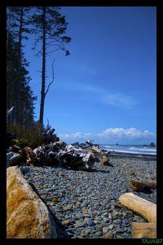 Ruby Beach in Washington State