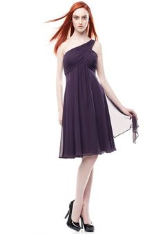 Bill Levkoff 110 Bridesmaids Dress