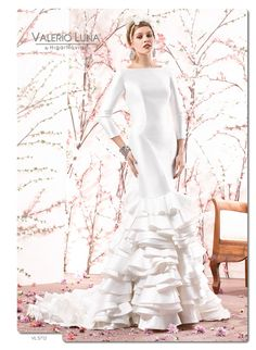 Vestido de Novia de Valerio Luna - VL5712