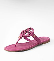 Women's Sandals, Flip Flops & Thongs : Designer Sandals | Tory Burch...but in black patent