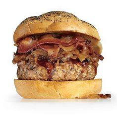 Smokin Chicken Burger