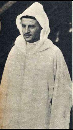 Handsome king mohammed V