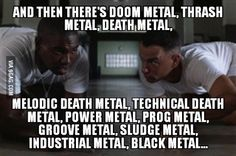 The number of metal subgenres is too damn high!