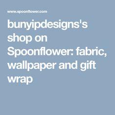 heatherdutton's shop on Spoonflower: fabric, wallpaper and gift wrap Custom Fabric, Spoonflower Fabric, Fabric Wallpaper, Gift Wrapping, Gifts, Shopping, Fabrics, Design, Home Decor